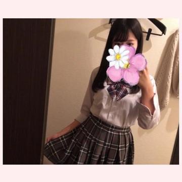 男受けする黒髪清楚な乙女系ロリフェイス!『りなちゃん』♪|JKプレイ