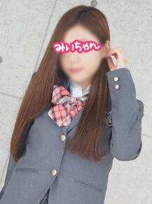 ちょっぴりアイドル系なキレカワ【 みいちゃん (21才)】本日登校です☆彡 JKプレイ